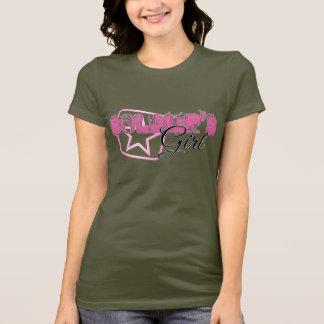 Camiseta El chica del soldado
