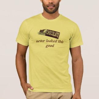 Camiseta El chocolate nunca miraba esto bueno