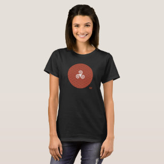 Camiseta El círculo del Triskel