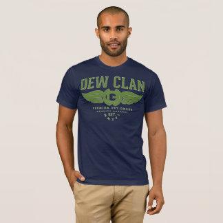 Camiseta El clan de moda del rocío se va volando la