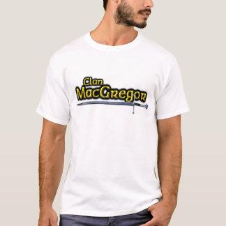 Camiseta El clan MacGregor inspiró a escoceses