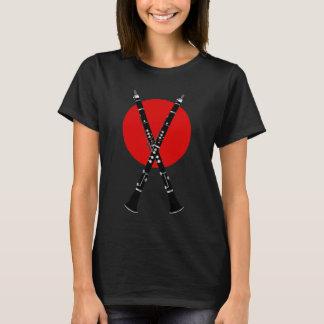 """Camiseta El Clarinet """"X"""" marca el punto para los músicos de"""