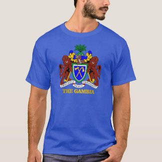 Camiseta El COA de Gambia