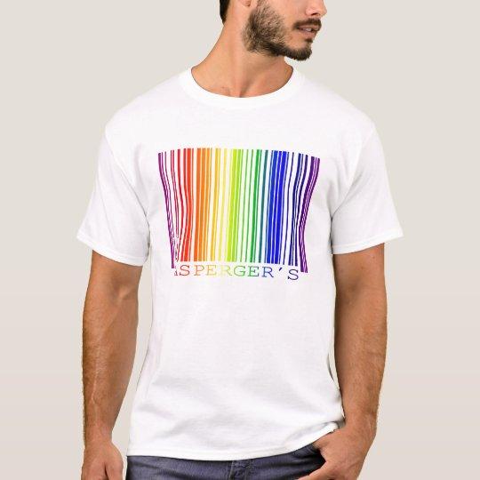 Camiseta El código de Asperger