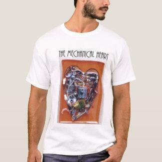 Camiseta El corazón mecánico