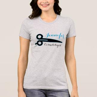 Camiseta El Cosmetologist, nombre de la industria de la
