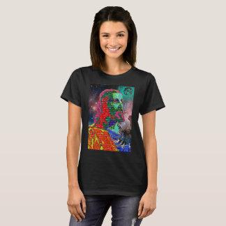 Camiseta El cosmos de la galaxia del espacio exterior del