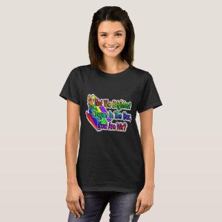 Camiseta El creyón más brillante
