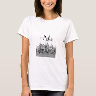 Camiseta El cuadrado de St Mark