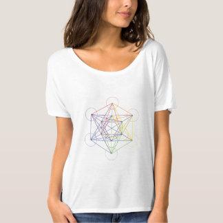 Camiseta el cubo de los metatron