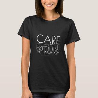 Camiseta El cuidado es una tecnología feminista