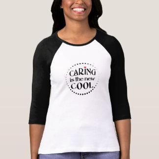 Camiseta El cuidar es el nuevo SE REFRESCA