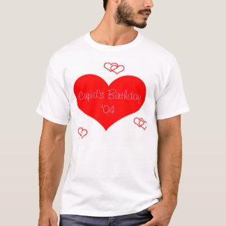 Camiseta El cumpleaños del Cupid