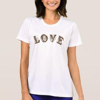 Camiseta El Deporte-Tek de las mujeres