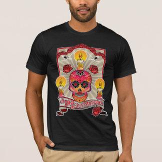 Camiseta El Dia De Los Muertos - día de los muertos