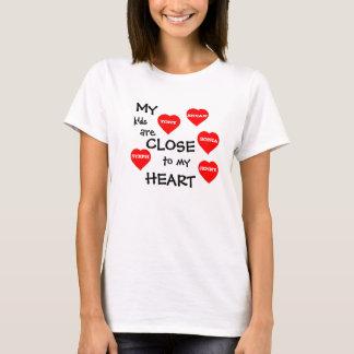 Camiseta El día de San Valentín lindo