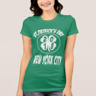 Camiseta El día de St Patrick New York City 2018