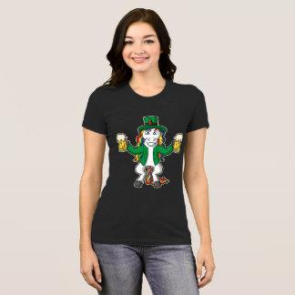 Camiseta El día del unicornio de St Patrick irlandés del