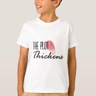 Camiseta El diagrama espesa