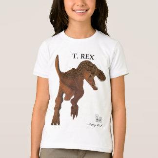 Camiseta El dinosaurio embroma el rex Greg Paul del