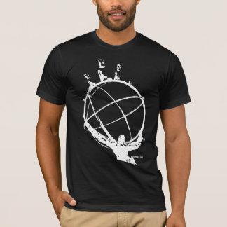 Camiseta El diseño del atlas