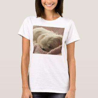 Camiseta el dormir maltés
