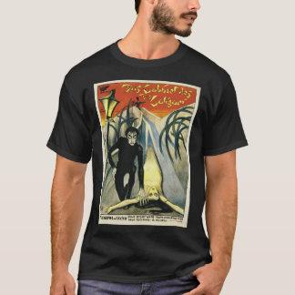 Camiseta El Dr. Caligari del DES del gabinete del Das