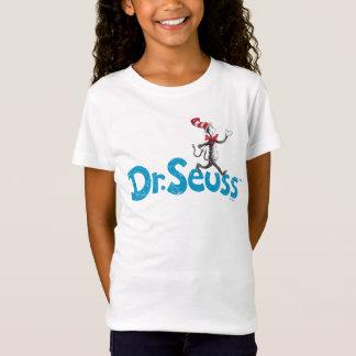 Camiseta El Dr. Seuss el | el gato en el logotipo del