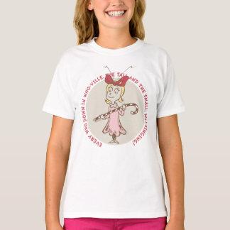Camiseta El Dr. Seuss el | el Grinch el | Cindy Lou que -