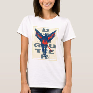 Camiseta El Dr. Wingbutter Ladies Baby-doll