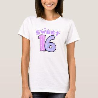 Camiseta El dulce 16 - cree sus los propios