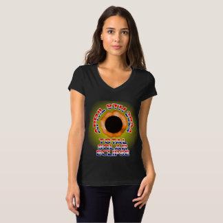 Camiseta El eclipse solar de América
