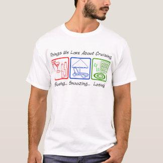 Camiseta El emborrachar, dormitando…