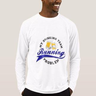 Camiseta El equipo de consumición tiene Deporte-Tek