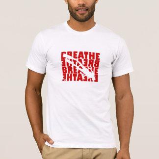 Camiseta El equipo de submarinismo respira