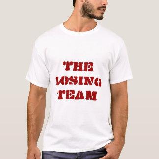 Camiseta el equipo perdidoso