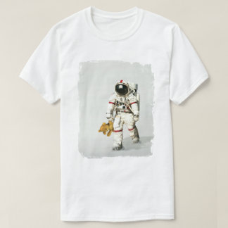 Camiseta El espacio puede ser un lugar solo