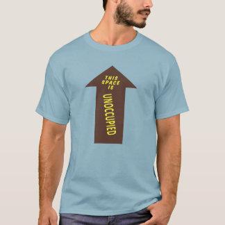 Camiseta El espacio vacante de Murdock
