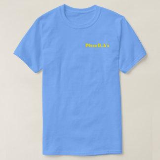 Camiseta El estándar de Bob de la pizza