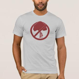 Camiseta El estar de acuerdo-environmentalism de Ayn Rand y