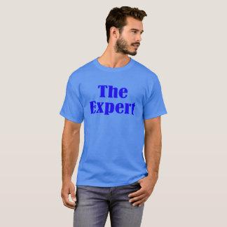 Camiseta El experto