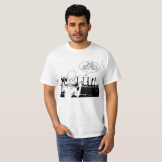 Camiseta El extranjero arrogante