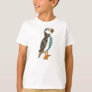 Camiseta El frailecillo céltico del niño