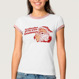 Camiseta El Fruitcake le da flatulencia