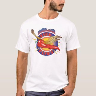 Camiseta El fuego vuela
