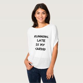 Camiseta El funcionamiento tarde es mi cardiio