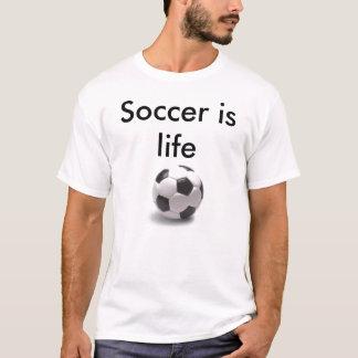 Camiseta El fútbol es vida