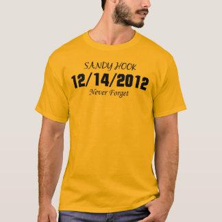 Camiseta El gancho de Sandy nunca olvida