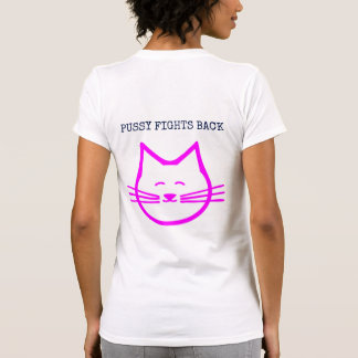 Camiseta El gatito se defiende