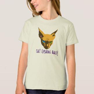 Camiseta El gato ase detrás arte pop